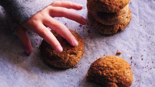 Gluten-Free Pumpkin Spice Coconut Sugar Cookies