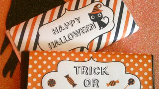 Free Halloween Candy Printables