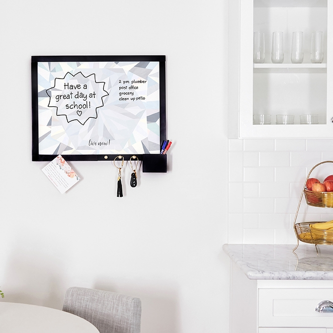 Erin Condren Kaleidoscope Whiteboard