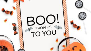 FREE Halloween Printables - You've Been Booed