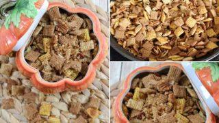 Pumpkin Spice Chex Mix Recipe