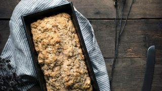 Spiced Pumpkin Beer Bread Recipe