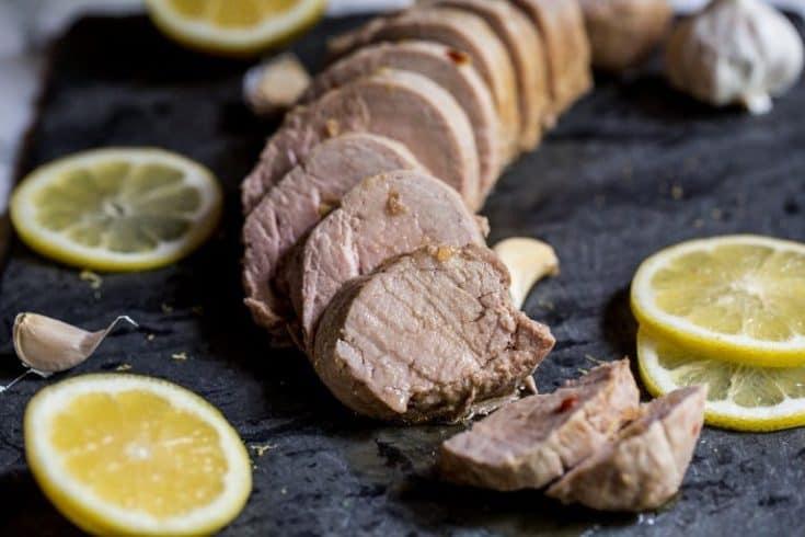 Vietnamese Instant Pot Pork Tenderloin