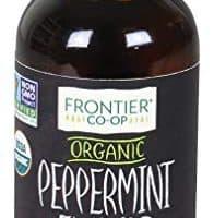 Frontier Peppermint Flavor Certified Organic