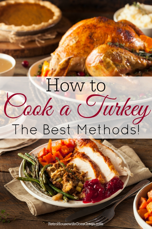 How To Cook A Turkey All The Best Methods