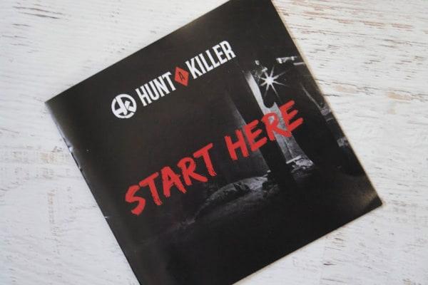 Start Here booklet