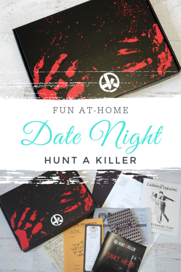 pictures of hunt a killer boxes