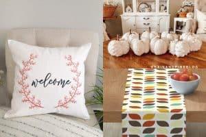 Beautiful Vintage Fall Decor Ideas
